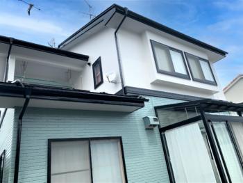【八戸】F様邸 屋根外壁塗装工事