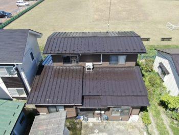 【三戸町】Y様邸 屋根塗装工事