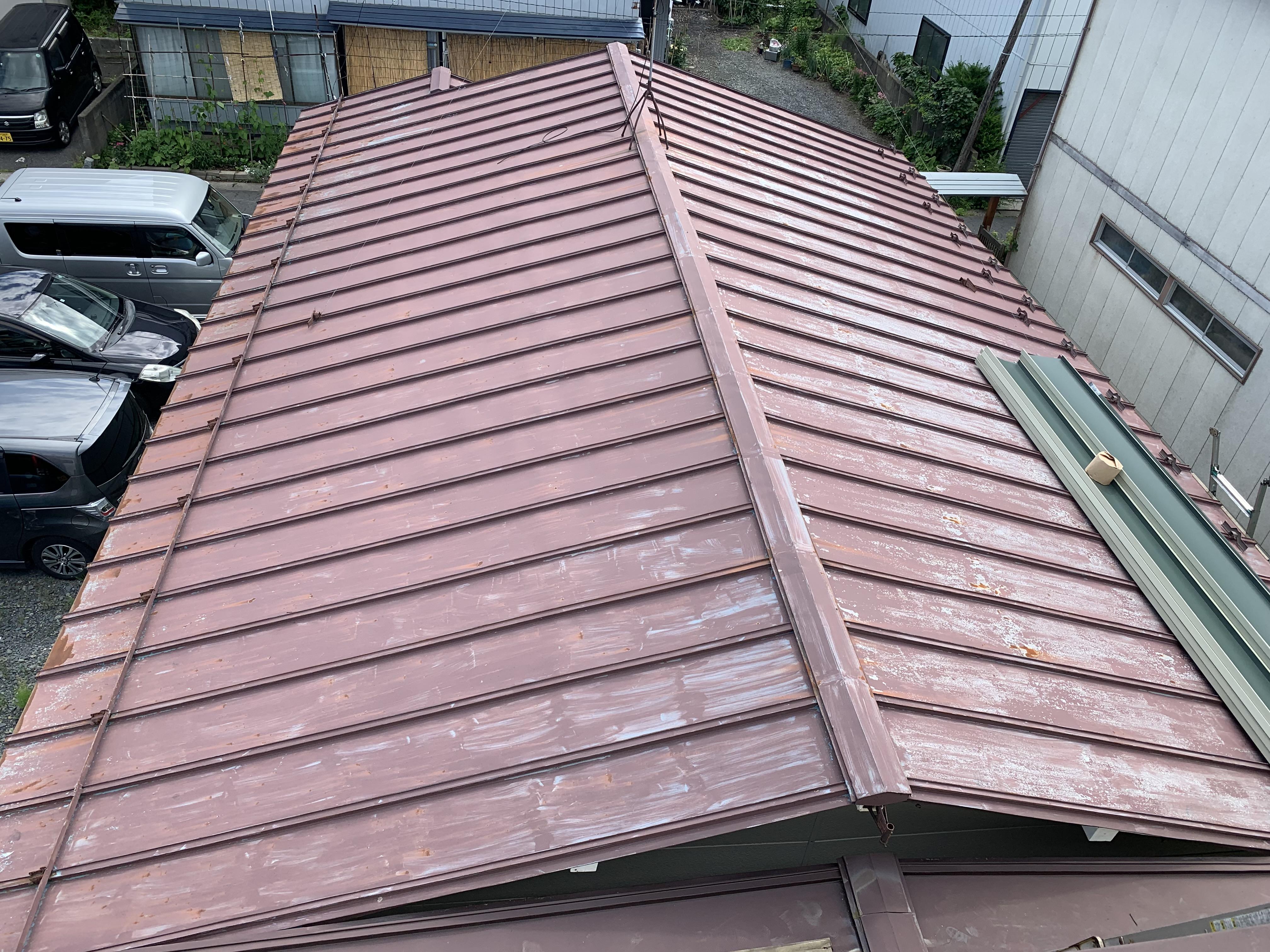 【八戸】屋根の重ね張りが完工しました! 外壁塗装|屋根塗装|塗装業者|塗装屋|塗装会社