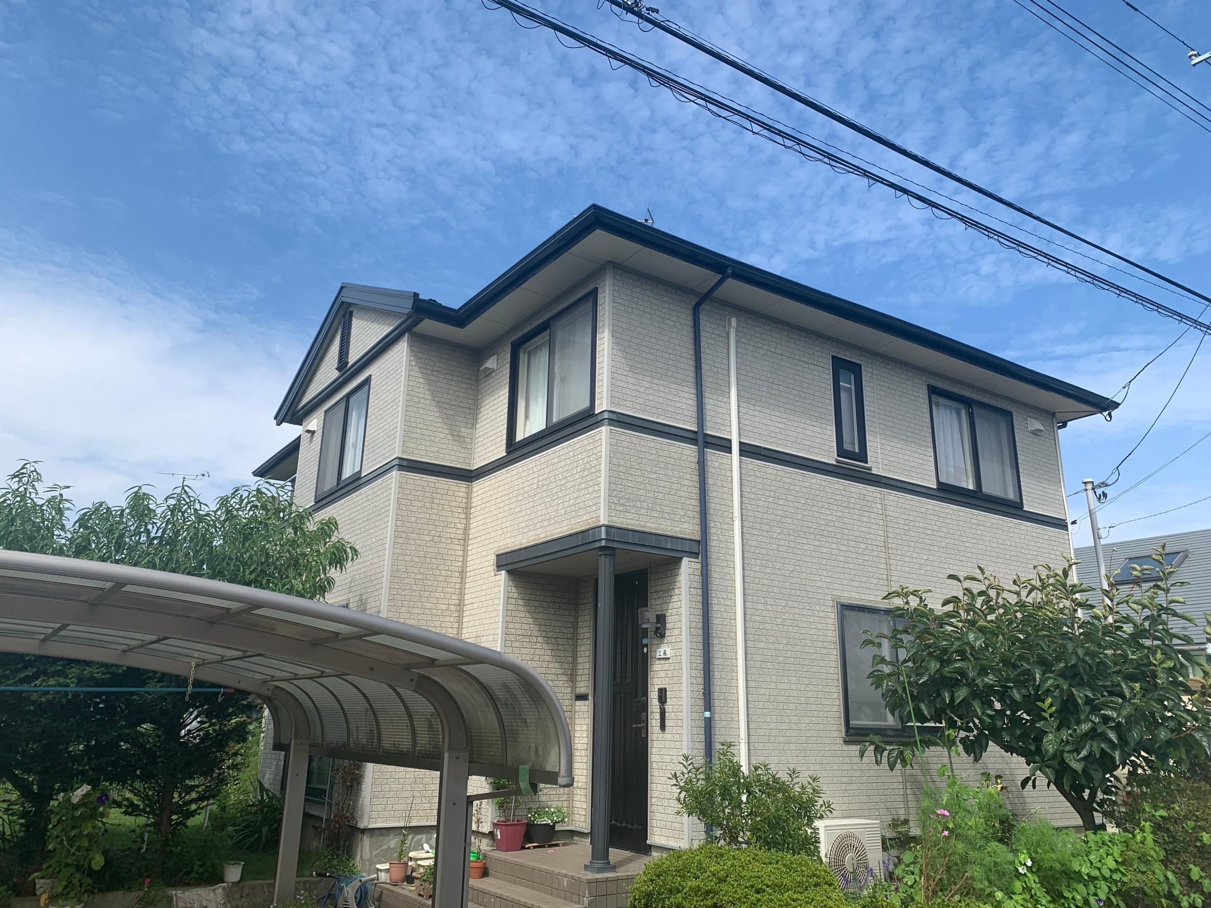 【八戸】屋根・外壁塗装が完工しました! 外壁塗装|屋根塗装|塗装業者|塗装屋|塗装会社